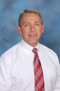 Pierce County Middle Principal Perry Tison