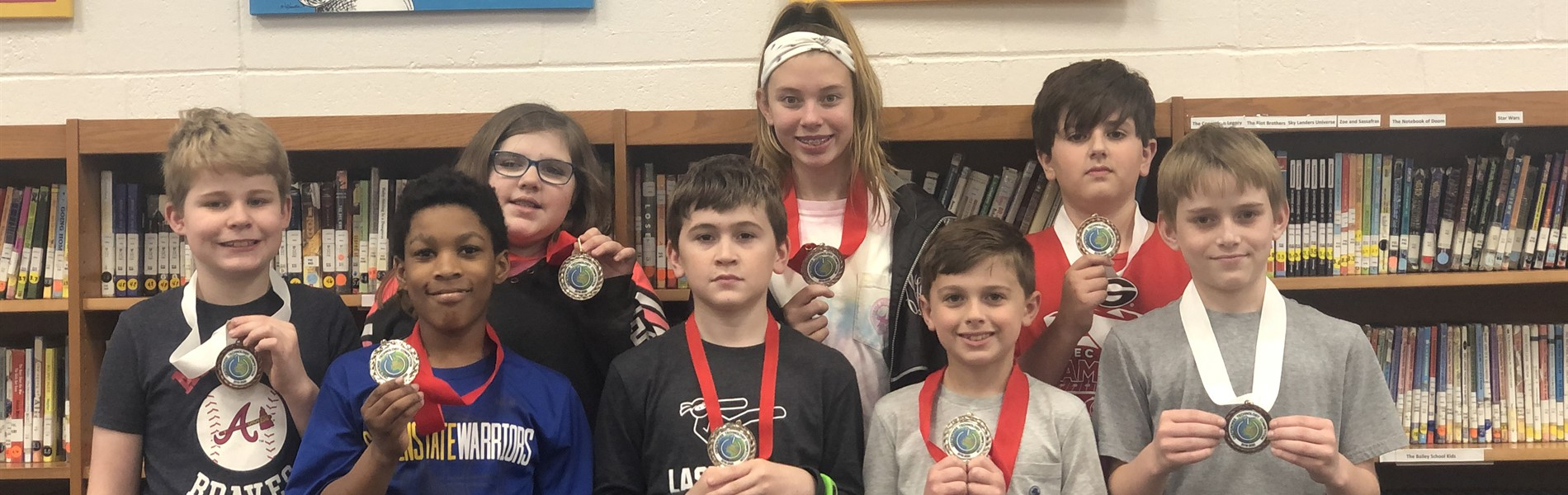 Okefenokee Student Technology Competition Top Finishers